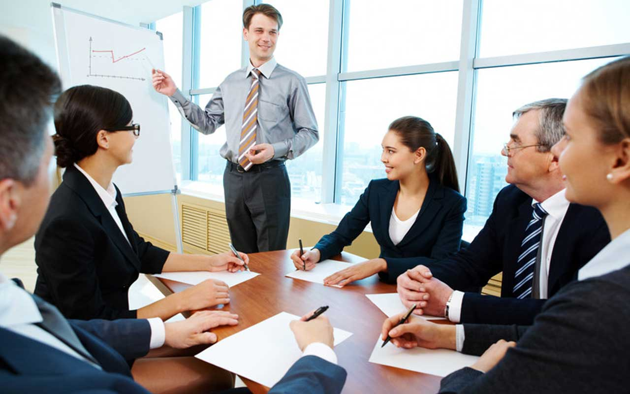 Leadership Skills in Corporate - Corporate Training